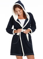 Jockey® Sherpa Wrap Robe