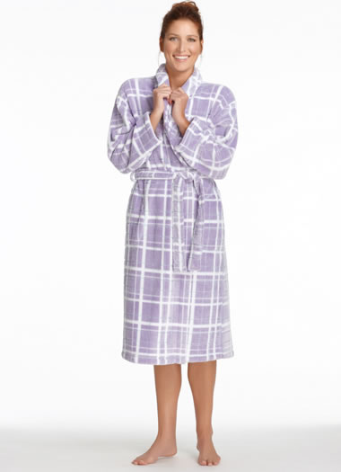 Jockey® Microfleece Robe