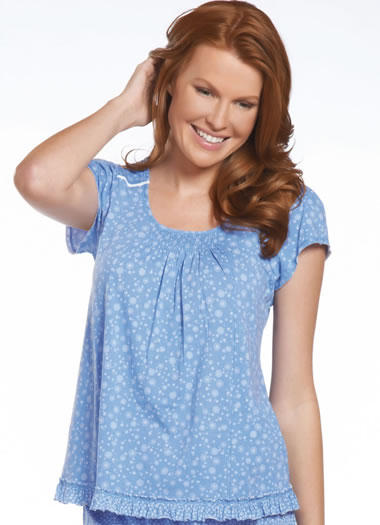 Jockey® Spring Blossoms Sleep Top (1 of 1)