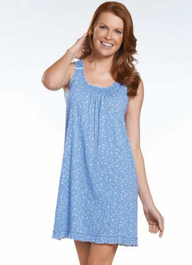 Jockey® Spring Blossoms Chemise (1 of 1)