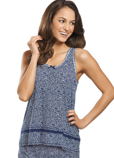 Jockey&amp;amp;reg; Spring Petals Sleep Tank (1 of 1)