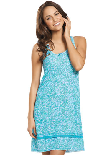 Jockey&amp;amp;reg; Spring Petals Chemise (1 of 1)