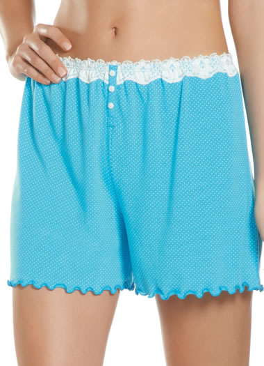 Jockey® Lace Sleep Boxer (1 of 1)