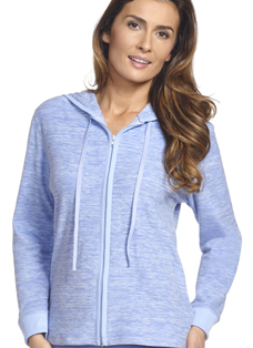 Jockey® Fleece Full Zip Hoodie
