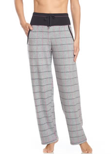 Jockey® Wide Waistband Pant - Print