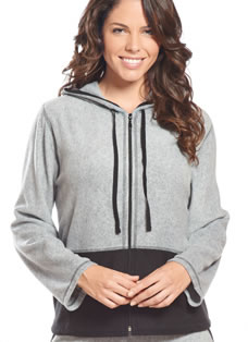 Jockey® Microfleece Hooded Jacket