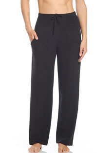 Jockey® Microfleece Wide Waistband Pant