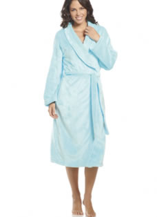 Jockey® Microfleece Sleepwear Robe