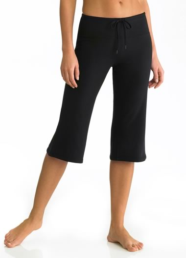 Petal Hem Crop Pant (1 of 1)