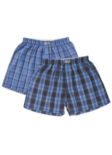 Jockey&amp;amp;reg; Boys Blended Boxer - 2 Pack (1 of 1)
