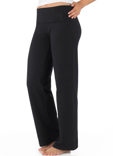 Jockey® Roll Waistband Active Pant