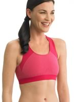 Jockey® Medium Impact Wicking Seamless Bra