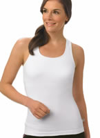 Jockey® Cotton Stretch Racerback Tank
