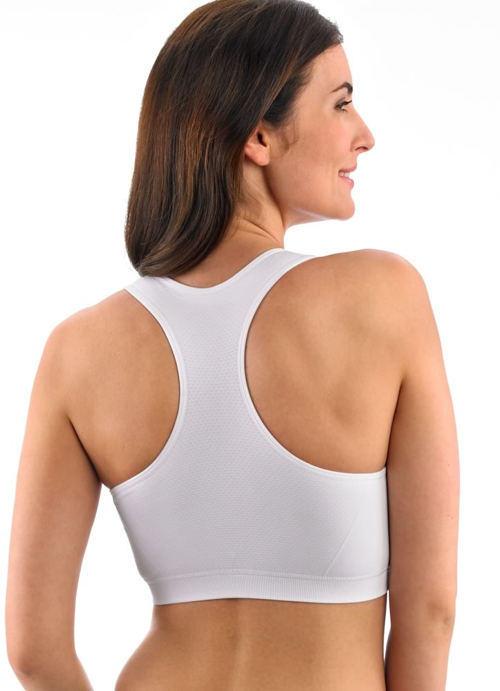 Jockey® Removable Cup Seamless Sports Bra (2 of 2)
