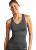 Jockey® Seamless Tank Top w/removable cups