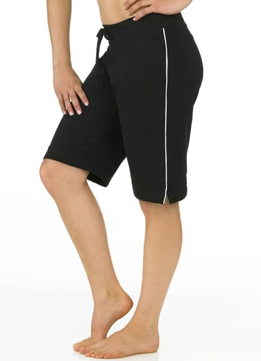 Jockey® Side Stripe Bermuda Short