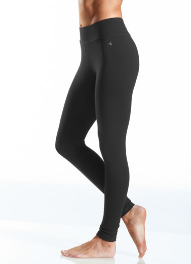 Jockey® Cotton Stretch Ankle Legging (1 of 1)