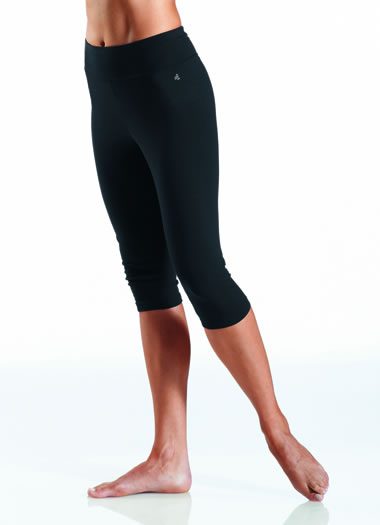 Jockey® Cotton Stretch Capri Legging (1 of 1)