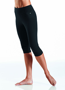 Jockey Cotton Stretch Capri Legging