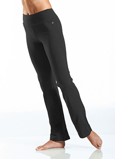 Jockey® Cotton Stretch Bootleg Pant
