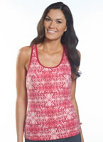 Jockey&#174; Fashion Print Racerback