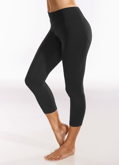 Jockey® Sport Shaping Crop Legging (1 of 1)