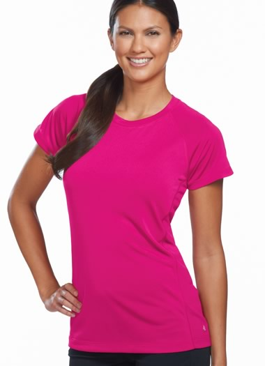 Jockey® Long and Lean Active Tee