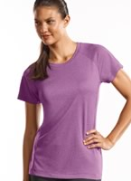 Jockey® Long and Lean Heather Active Tee
