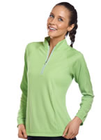 Jockey&#174; Active Mesh 1/2 Zip