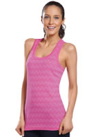 Jockey® Fashion Ribbed Active Tank