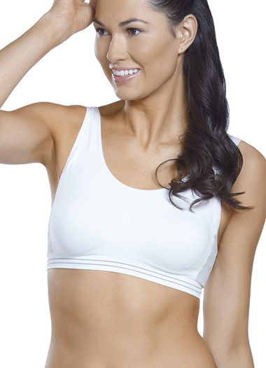 Jockey® Performance Seamless Sports Bra (1 of 1)