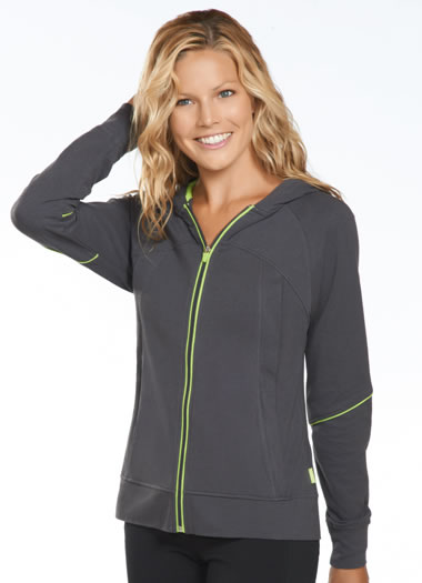 Jockey® Streamline Active Hoodie (1 of 1)