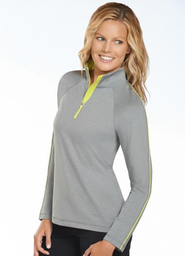 Jockey&amp;amp;reg; Terry Activewear Top (1 of 1)