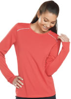 Jockey® Long Sleeve Antimicrobial Active Tee
