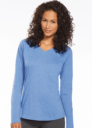 Jockey® Moisture-Wicking Long Sleeve Tee (1 of 1)
