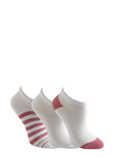 Jockey® Sport Assorted Low Cut- 3 Pack (1 of 1)