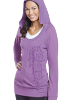 Jockey&#174; Shadow Floral Hoodie