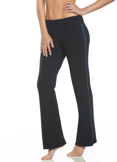 Jockey® Contour Waistband Slim Flare Pant (1 of 1)