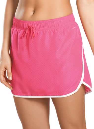 Jockey® Mesh Running Skort (1 of 1)