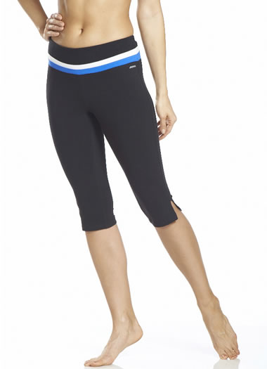 Jockey® Judo Stripe Legging (1 of 1)