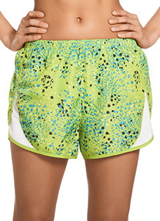 Jockey® Paint Splatter Running Short
