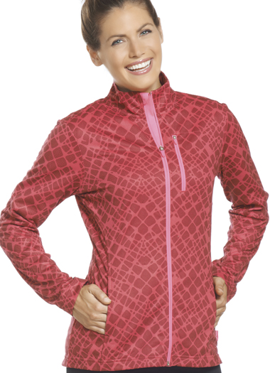 Jockey® Web Print Jacket