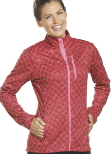Jockey® Web Print Reversible Jacket