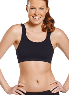 Jockey High Impact Performance Seamless Sports Bra