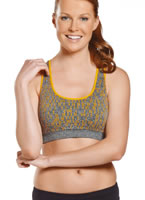 Jockey® Digital Seamless Sports Bra