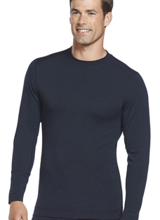 Jockey Stretch Wool Crew