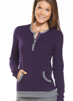 Jockey® Henley With Pocket