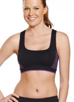 Jockey® Hyper Dot Seamless Sports Bra