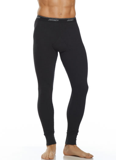 Jockey® Stretch Waffle Y-Front® Long John (1 of 1)