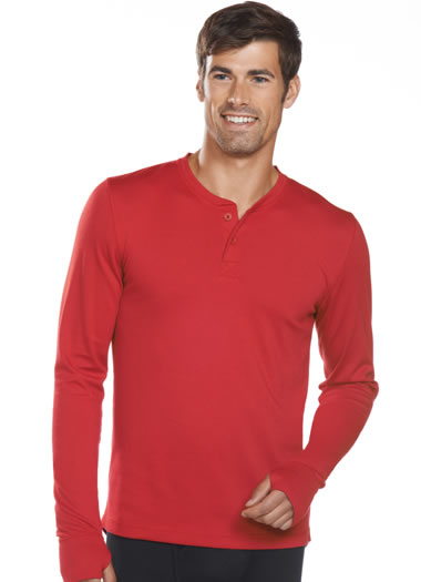 Jockey&amp;amp;reg; Smart Thermal Henley (1 of 1)